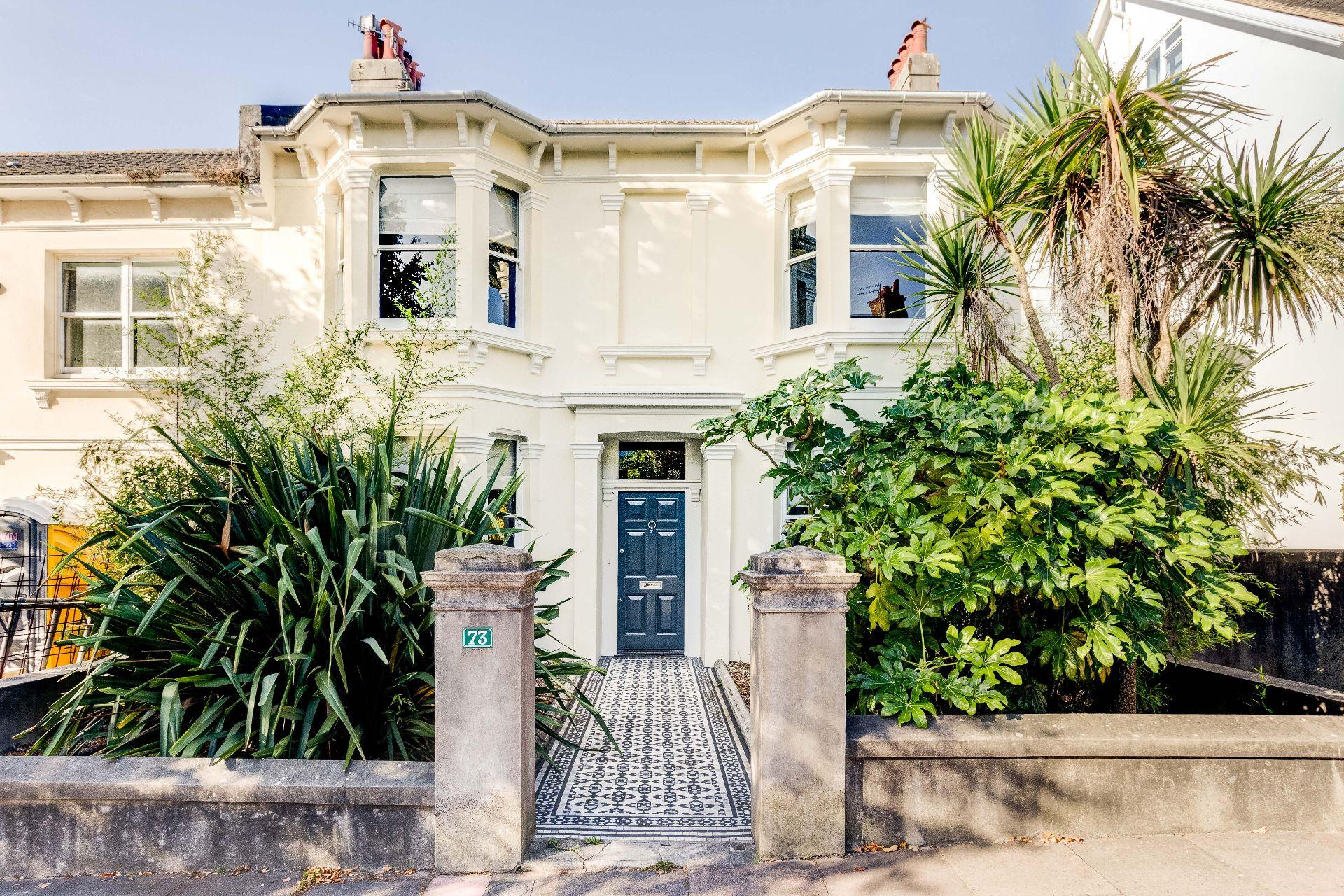 Beaconsfield Villas, Blakers Park, Brighton