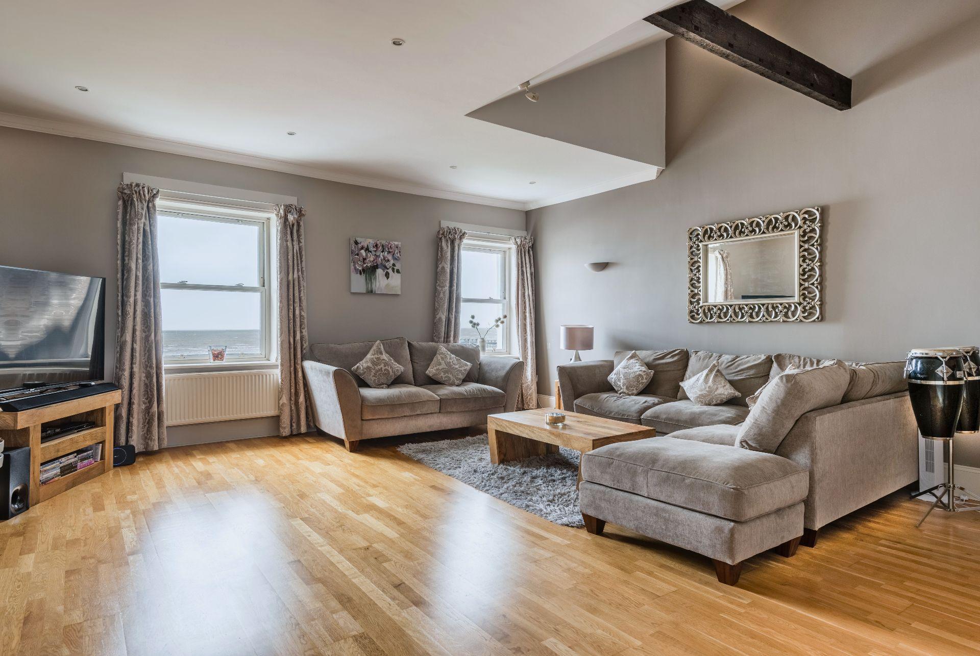 Queens Apartments, Robertson Terrace, Hastings