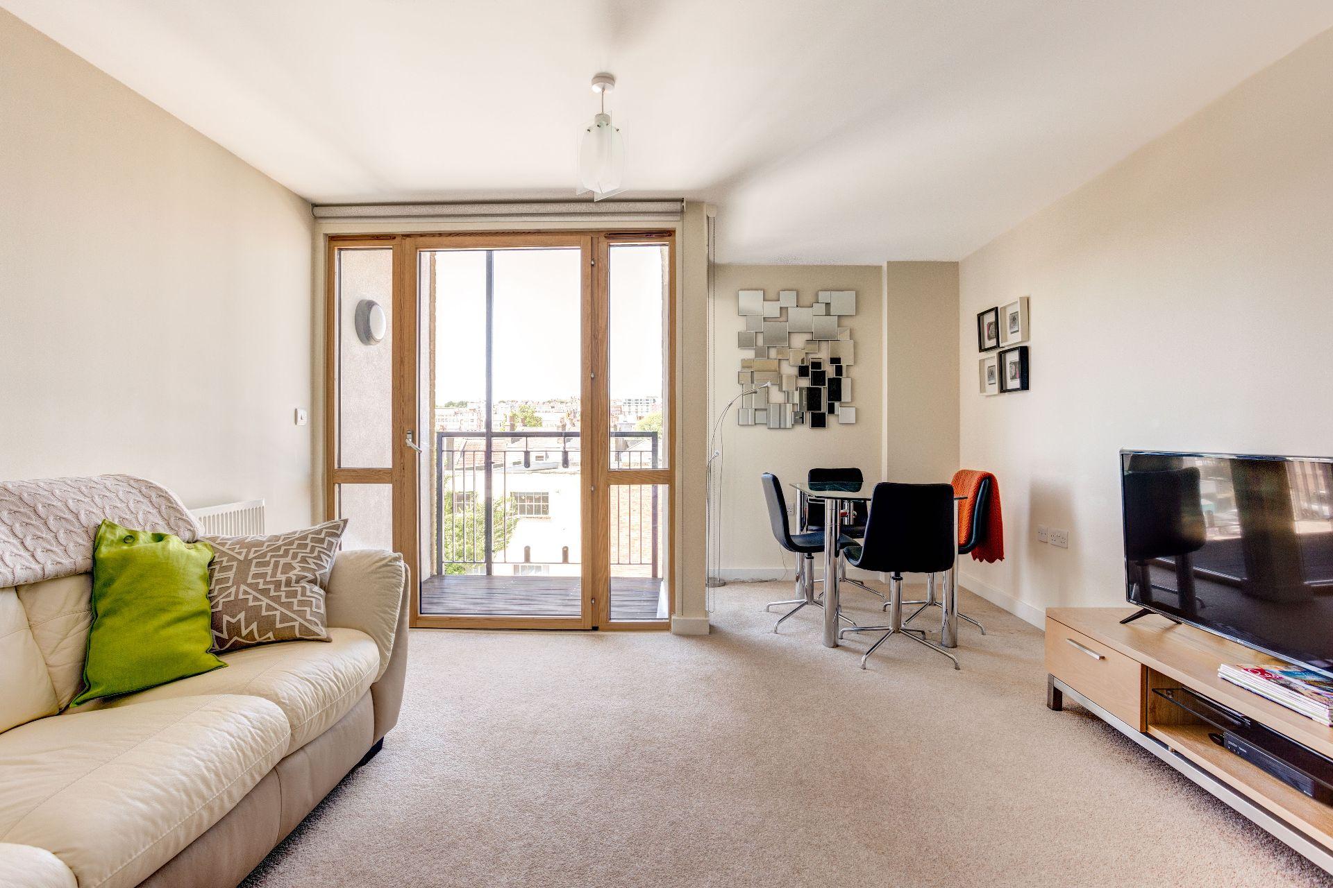 Ebenezer Apartments,  Ivory Place, Brighton