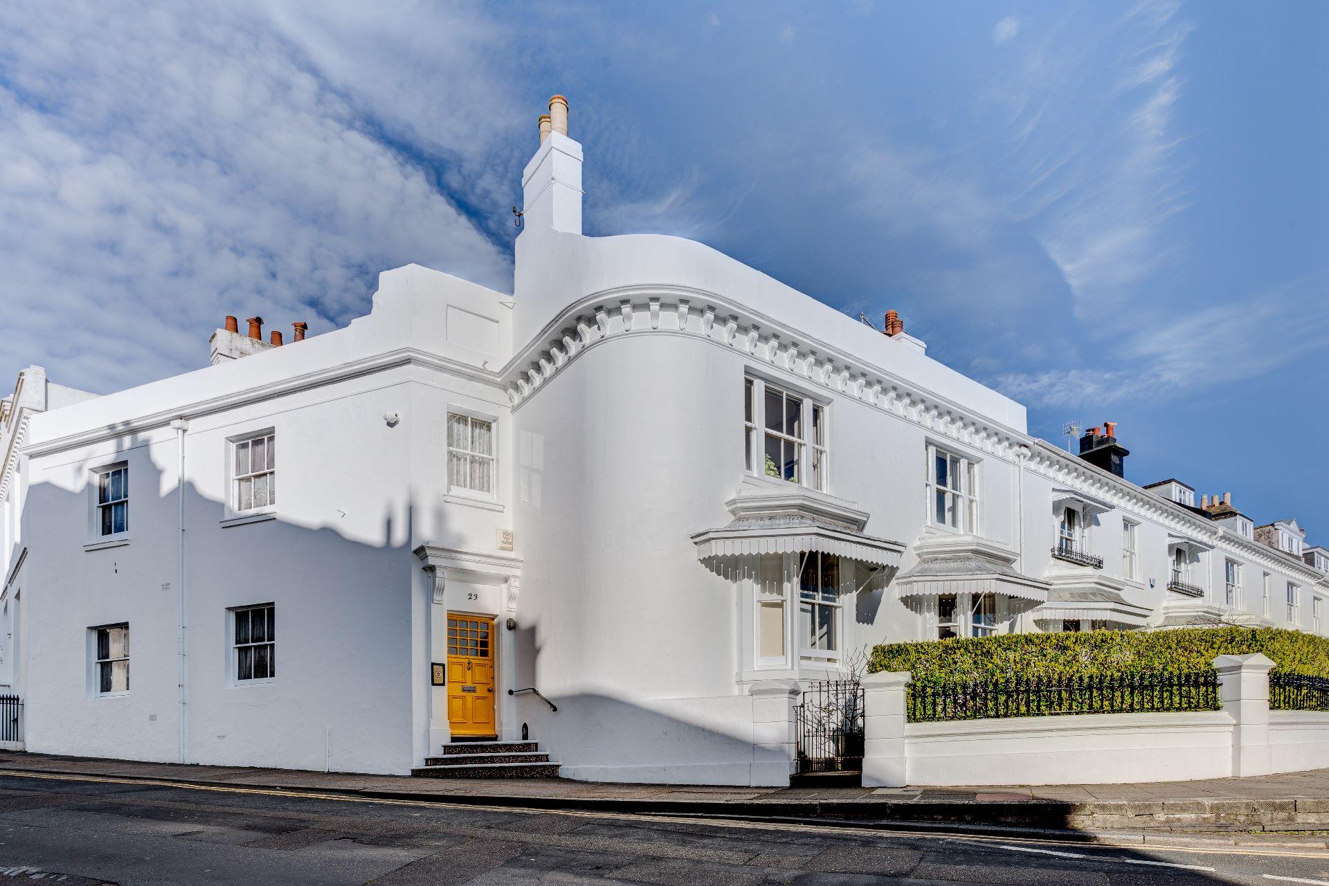 Clifton Terrace, Clifton Hill Conservation, Brighton